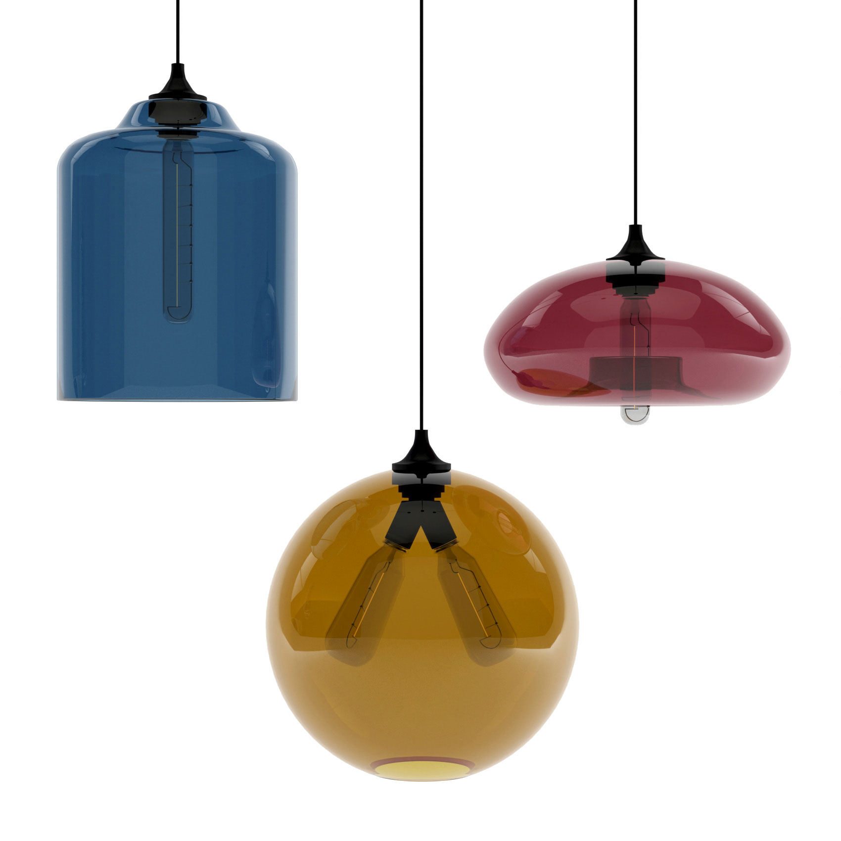 wizualizacje 3d lamp